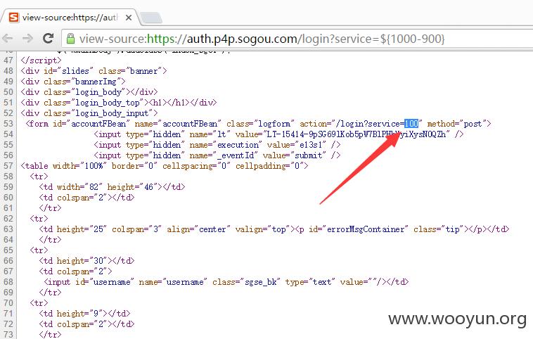 搜狗某系统存在远程EL表达式注入漏洞(命令执行)