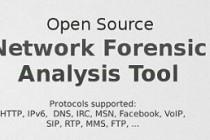 开源网络取证工具Xplico架构浅析