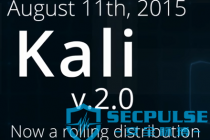 Kali Linux 2.0 Release Day Scheduled