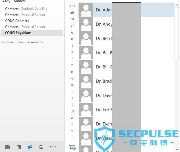 COUG遭入侵,223GB重要数据遭泄露- SecPulse COM | 安全脉搏