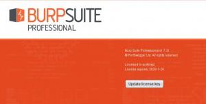 渗透测试神器Burp Suite Pro  v1.7.31