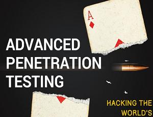 Advanced Penetration Testing第九章—北国曝光