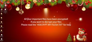 FilesLocker2.1圣诞特别版勒索病毒与早期版本解密工具