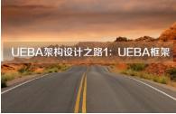 UEBA架构设计之路1:UEBA框架