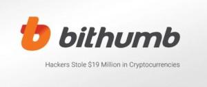 Bithumb加密货币交易所遭黑客窃取将近2千万美元货币,疑为内鬼作为(转载)