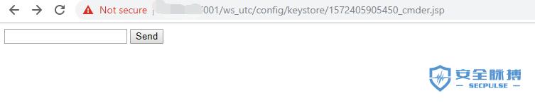 WebLogic 任意文件上传复现(CVE-2018-2894)